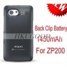 Zopo ZP200 - задняя панель со встроенным аккумулятором (1450mAh)