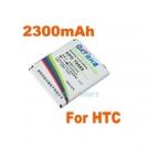 Аккумулятор (2300mAh) для HTC HD2/T8585/LEO/Touch Pro3/Obsession/T8588