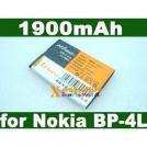 Аккумулятор BP-4L (1900mAh) для Nokia E63/E71/E71i/E72/E61i/E52/N810/N97