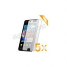 Защитная пленка с антибликовым покрытием для Samsung Galaxy S2 (5 штук)