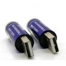 Перезаряжаемые аккумуляторы AA, USB