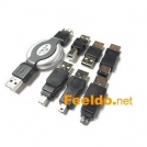 USB-Multi adapter (6 в 1)