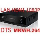 """HD3548HL-R - сетевой мультимедийный проигрыватель, HD1080P, LAN, 3.5"""" SATA, HDMI"""