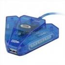 USB-адаптер для подключения игровых контроллеров PS/PS2 к ПК