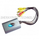 USB-Video Capture, 4 канала, DVR-адаптер