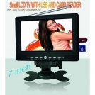 "LeadStar LD-768S - телевизор, LCD, 7"", 720P, USB/SD/MMC/MS"