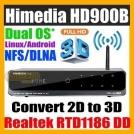 Himedia HD900B - мультимедиа комбайн, HD1080P, 3D, HDMI