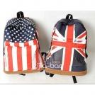 Рюкзак с флагом США / Великобритании