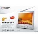 "GADMEI PL8026 - телевизор, TFT LCD, 8"", 720P, USB, VGA"