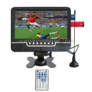 "VISD TT-0125B - телевизор, TFT LCD, 9.5"", 720P, USB/SD/MMC/MS"