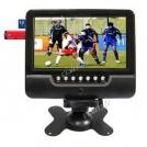 "VISD TT-0118 - телевизор, TFT LCD, 7.5"", 720P, USB/SD/MMC/MS"