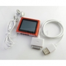 "mp3-плеер 6th Gen, 1.8"" TFT LCD, 8GB, FM, Games"