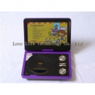 "LL-P9801 - портативный DVD-плеер, 9.8"" TFT LCD, USB/Card reader, TV/FM"
