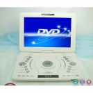 "LJ-V124 - портативный DVD-плеер, 12"" TFT LCD, Card reader, TV/FM"