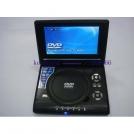 """DV-001 - портативный DVD-плеер, 7"""" TFT LCD, USB/Card reader, TV"""
