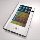 "EB-1799 - электронная книга, Android 2.2, TFT LCD, 4.3"", 4GB ROM, G-сенсор"
