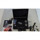 "DP-0214 - портативный DVD-плеер, 9.8"" TFT LCD, USB/Card reader, TV/FM"
