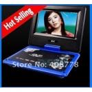 """K-720 - портативный DVD-плеер, 7"""" TFT LCD, USB/Card reader, TV"""