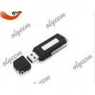 2 в 1 Цифровой диктофон + USB Flash UR-08, 4/8GB, WAV