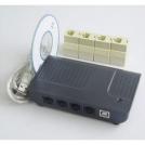 SR-85 - цифровой телефонный диктофон (4 канала)
