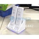 Двойная док-станция для Wii с 4 x 2800mAh аккумуляторми