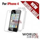 Защитная пленка ZAGG Invisible Shield для iPhone 4
