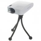 Morino-00611 - цифровой мини-проектор,  LCoS, USB, 640x480 + штатив