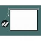 """Проекционный моторизированный экран OLEY S-001 (100"""")"""