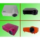 Oley-D9H - цифровой проектор, LED, 1080p, TV-тюнер, HDMI
