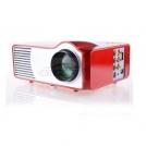 OMGCAR LED-2 - цифровой проектор, LED, 1080i, HDMI, VGA