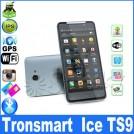 """Tronsmart ICE TS9 - смартфон, Android 4.2, MTK6589, 5.0"""" IPS, 1Гб RAM, 4Гб ROM, GSM, Wi-Fi, Bluetooth, GPS, основная камера 8.0МП, фронтальная камера 3.0МП"""