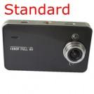Novatek K6000 - Автомобильный видеорегистратор , 25fps, LCD