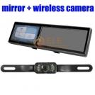 4.3 дюйма Bluetooth GPS навигатор с зеркалом