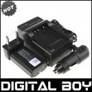 EN-EL11 - батарея, зарядное устройство, автомобильное зарядное устройство для камер Nikon Coolpix 775 880 885 995 E880