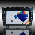 Авто ПК для HONDA CR-V (2007-2011) - Android 4.0, DVD, GPS, Wi-Fi, 3G Modem, 1024MHZ CPU, 1G RAM