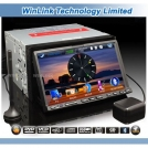 "WinLink WL-7001 - автомобильная магнитола, WinCE 6.0, 7"" TFT LCD, Touch Screen, DVD/CD, MP3/MP4, GPS + 2GB MAP, FM/TV, Bluetooth"