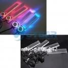 Декоративная подсветка, 4 элемента, 7 режимов свечения, LED, подключение к прикуривателю