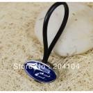 Брелок для ключей с металлической основой и логотипом  Subaru XV Forester outback  Impreza