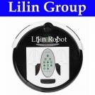 LL-272 - робот-пылесос, дезинфекция, протирание полов, ароматизация воздуха (черный цвет)