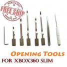 Набор инструментов для Xbox360 (Slim), 8 шт