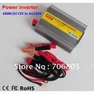 Автомобильный инвертер постоянного тока, 220V, USB, 12V, 400W