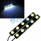 Светодиодная панель освещения, 2шт, 12V, LED, водонепроницаемая