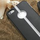 Пластиковый чехол для iPhone 5 с подставкой, 16 цветов