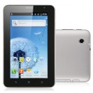 "C3100 - планшетный компьютер, Android 2.3.5, 7"" TFT LCD, Cortex A5 (1GHz), 512MB RAM, 4GB ROM, Wi-Fi, Bluetooth, TV, 2 SIM, 3G, 0.3MP фронтальная камера, 3.2MP задняя камера"