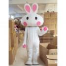 Ростовая кукла белый кролик