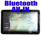 7-дюймовый GPS навигатор с 8 Гб памяти
