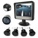 """Парктроник ZYAC Parking Sensor, 3.5"""" TFT LCD, 4 датчика"""