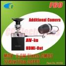 F60 - автомобильный видеорегистратор