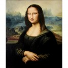 Репродукция картины Мона Лиза маслом