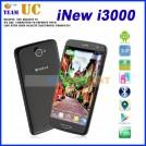 """iNew i3000 - смартфон, Android 4.2, MTK6589 1.2GHz Quad core, 5.0"""" IPS 1080Р, 2 SIM-карты, 1ГБ RAM, 16ГБ ROM, поддержка карт microSD, WCDMA/GSM, Wi-Fi, Bluetooth, GPS, FM-радио, основная камера 8МП и фронтальная камера 2МП"""